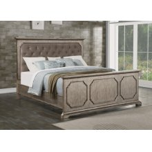 Vogue Queen Upholstered Bed