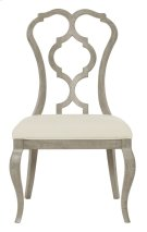 Marquesa Side Chair in Marquesa Gray Cashmere (359) Product Image