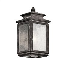 Wiscombe Park Collection Outdoor Wall 1 Light WZC