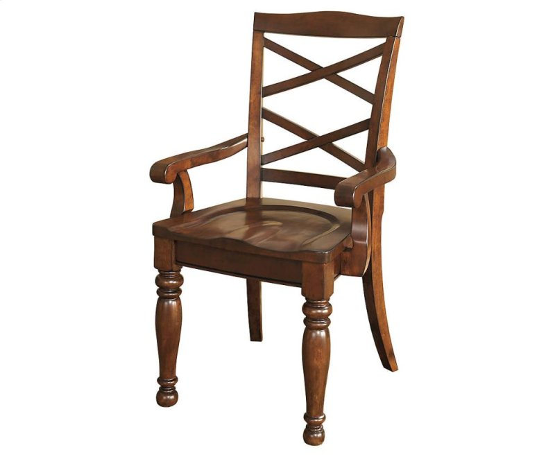 D69701A in by Ashley Furniture in Orange, CA - Dining Room Arm Chair ...