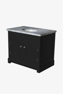 "Belden Single Vanity Packaged with Sink and Slab Top 38"" x 24 1/2"" x 31 1/2"" STYLE: BEVN02"
