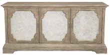 Campania Entertainment Console in Campania Weathered Sand (370)