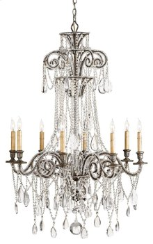Lillian Chandelier - 45h x 31dia.