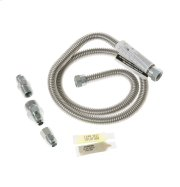"48"" Universal Gas Dryer Install Kit Product Image"