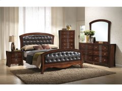 Jenny Bedroom Collection Product Image