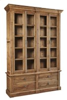 Natural Old Fir Bookcase Product Image