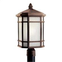 Cameron 1 Light Post Light Prairie Rock