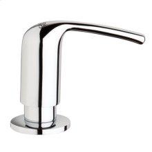Starlight® Chrome Ladylux Soap/lotion Dispenser