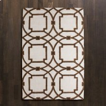 Arabesque Rug-Mocha-9 x 12