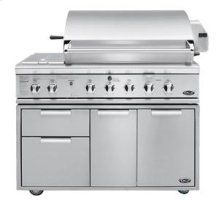"48"" All Grill for Built-In or On Cart Applications"
