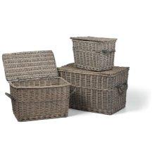 Lyon Storage Baskets s/3, XL