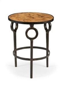 Hudson Side Table - Bronze