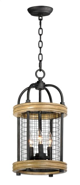 Lancaster 3-Light Pendant