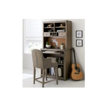 Big Sky by Wendy Bellissimo High Top Desk, Hutch & Chair