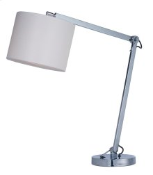 Hotel LED 1-Light Table Lamp