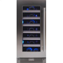 "15"" Left Hand Hinge Wine Refrigerators"