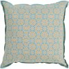 "Francesco FNC-005 18"" x 18"" Pillow Shell with Down Insert"