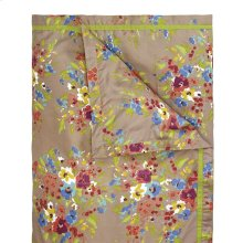 Lucy Duvet Cover & Shams, TOFF, FQ