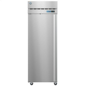 HoshizakiF1A-FSL, Freezer, Single Section Upright, Full Stainless Door with Lock