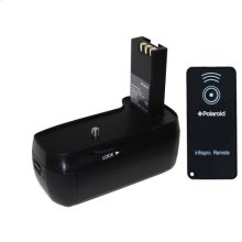 Polaroid Performance Battery Grip For Nikon D40, D40X, D60, D3000, D5000 Digital Slr Cameras (PL-GR18D40)