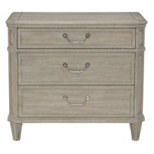 Marquesa Nightstand in Gray Cashmere (359)