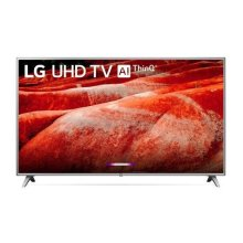 LG 86 inch Class 4K Smart UHD TV w/ AI ThinQ® (85.6'' Diag)