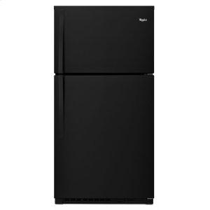 WHIRLPOOL33-inch Wide Top Freezer Refrigerator - 21 cu. ft.