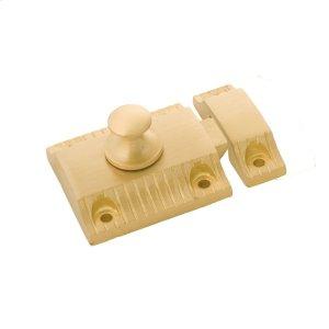 Vintage 1900 Catch - Satin Brass Product Image