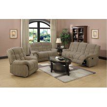 SU-HE330 Collection 3 Piece Reclining Living Room Set