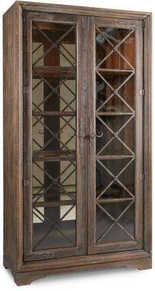 Sattler Display Cabinet
