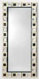 "Oversize Mirror 33 x 3 x 71"" Product Image"