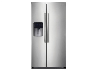 24.5 cu. ft. Side-By-Side Refrigerator with In-Door Ice Maker Product Image