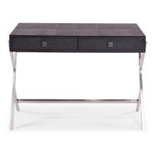 Grey Shagreen Desk