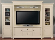 "Hudson Valley 4/Pc Plasma TV Centre for 60"" TV"