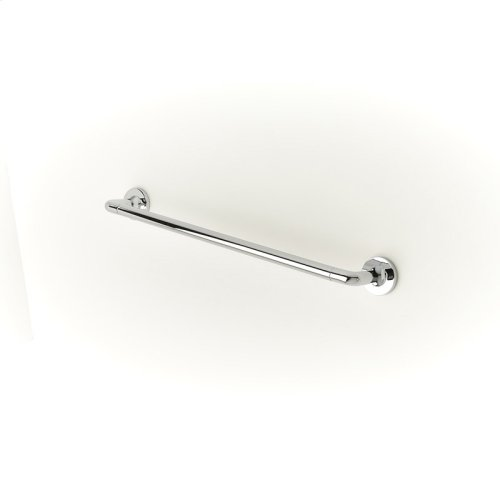 18in Towel Bar Taos (series 17) Polished Chrome