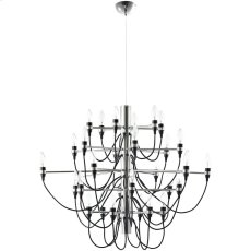 Starbright Chandelier in Black Product Image