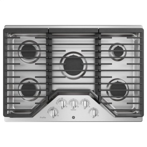 "GE Profile™ 30"" Built-In Gas Cooktop"