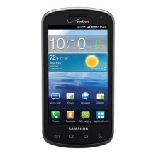 Samsung Stratosphere a Galaxy S phone (Black)