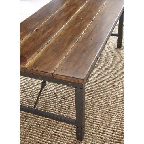 """Ashford Cocktail Table, 48"""" x 26"""" x 18"""""""