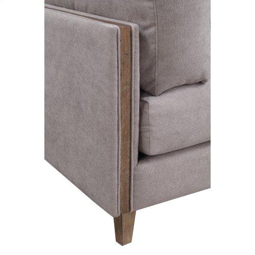 Emerald Home Macyn Chair W/usb Outlet Gray U5700-02-05