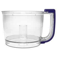KitchenAid® Work Bowl for 7-Cup Food Processor - Cobalt Blue