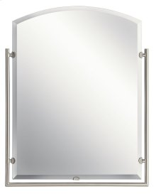 Structures Mirror Brushed Nickel