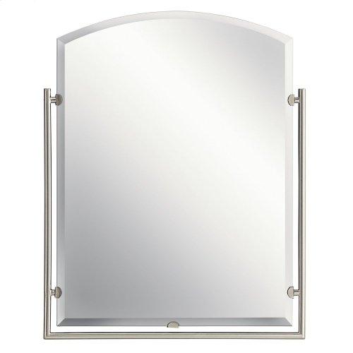 Structures Mirror Brushed Nickel