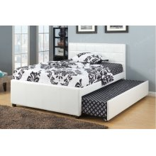 Full Size Bed with Twin Size Trundle