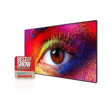 Optimized 130 inch All-in-One QUAD LED Display