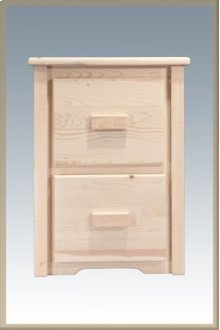 Homestead 2 Drawer File Cabinet