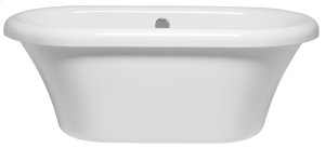 Tub Only/Soaker Freestanding with Airbath