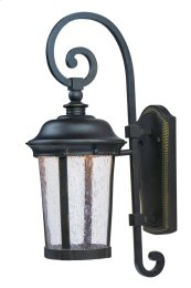 Dover LED Outdoor Wall Lantern