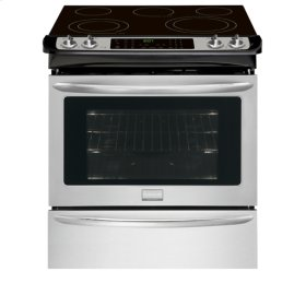 Frigidaire Gallery CGIS3065PF 30'' Slide-In Induction Range