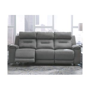 Ashley FurnitureSIGNATURE DESIGN BY ASHLEYPWR REC Sofa with ADJ Headrest
